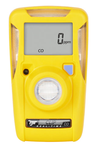BW Technologies BW Clip 2 Year CO Single Gas Detector