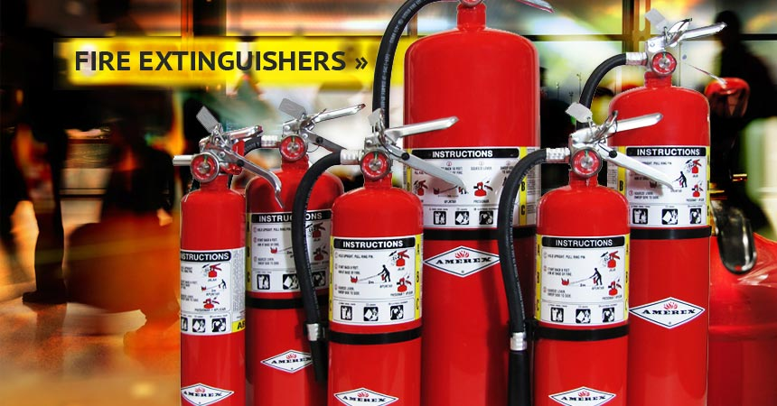 Fire Extinguisher Service NJ NY