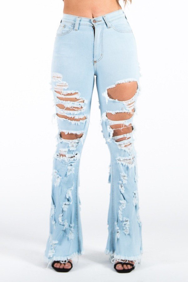 Haisley Flare Jeans