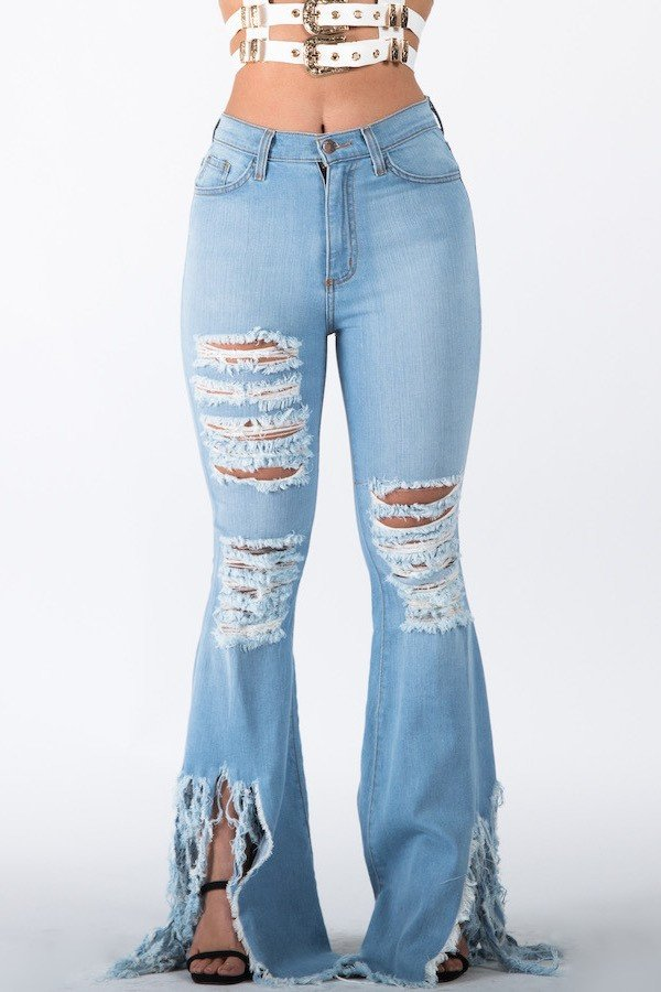 Stacey Flare Jean