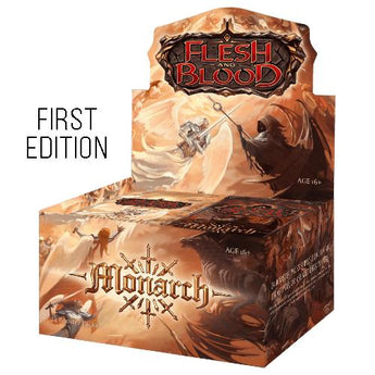 Flesh and Blood: Monarch 1st Edition Booster
