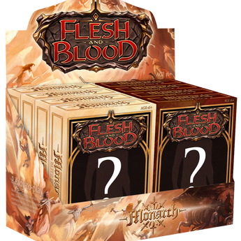 Flesh and Blood: Monarch Blitz Deck (Qtys To Be Confirmed)