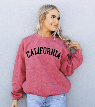 Agate Sweaters & Hoodies California Sweatshirt