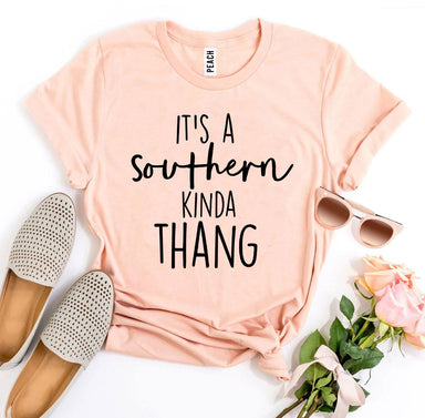 Agate T-shirts It's a Southern Kinda Thang T-shirt