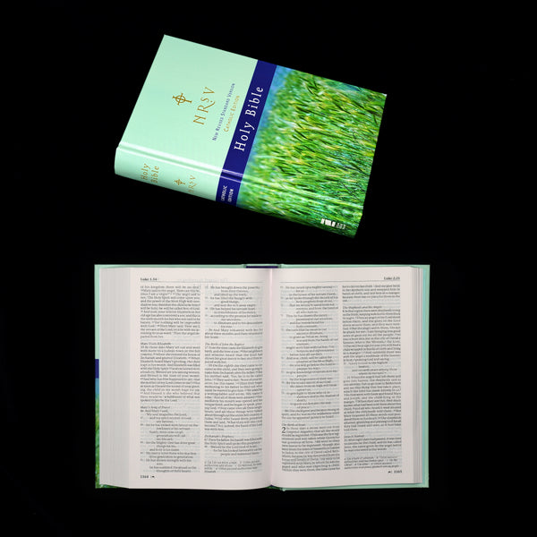 NRSV BIBLE - CATHOLIC EDITION (ANGLICIZED TEXT)