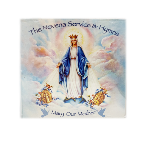 NOVENA SERVICE & HYMNS (MARY OUR MOTHER) CD