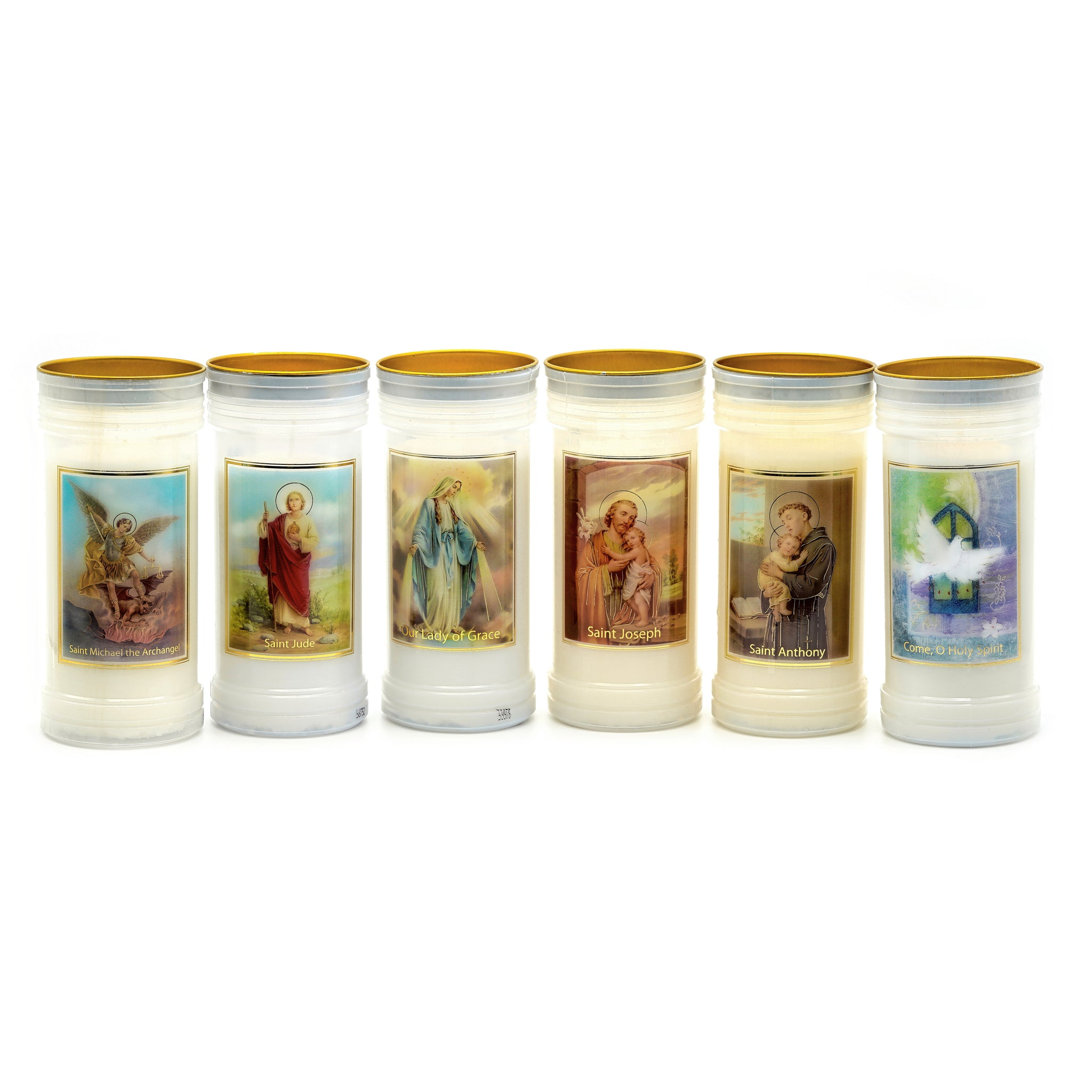 DEVOTIONAL CANDLES (72 HOURS) - A
