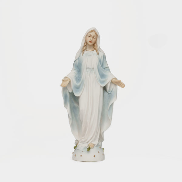 OUR LADY OF GRACE STATUE - 20cm