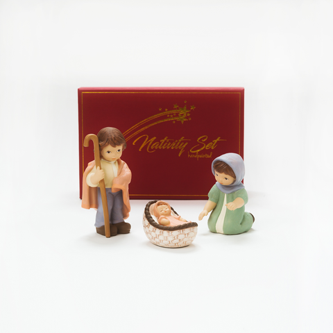 NATIVITY SET OF 3 MEMENTO