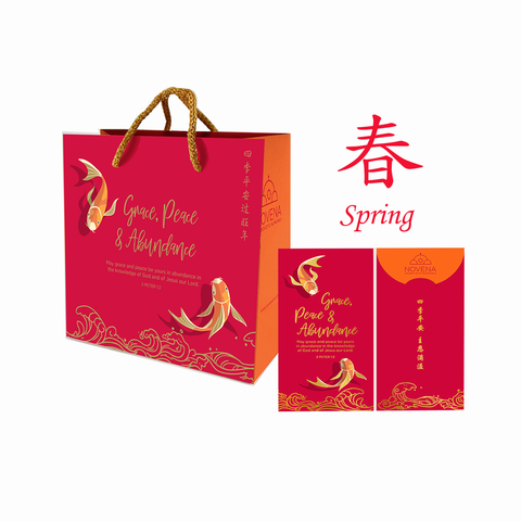 cny red packet novena singapore