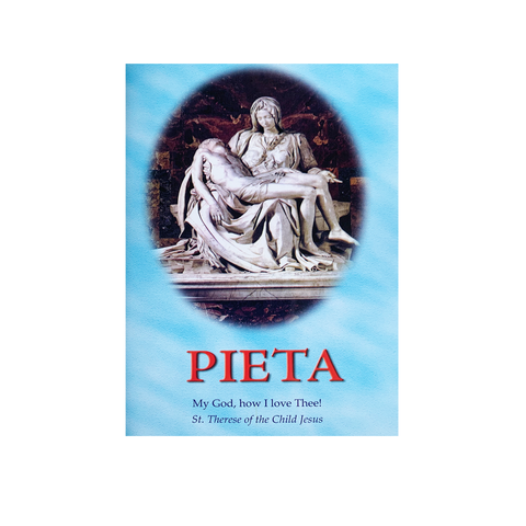 pieta prayer book novena Singapore