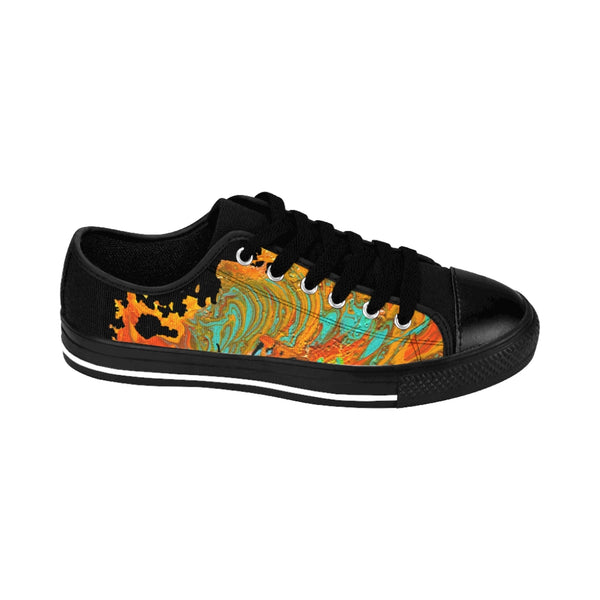 "Men's Sneakers ""FIRE"" by Fio"