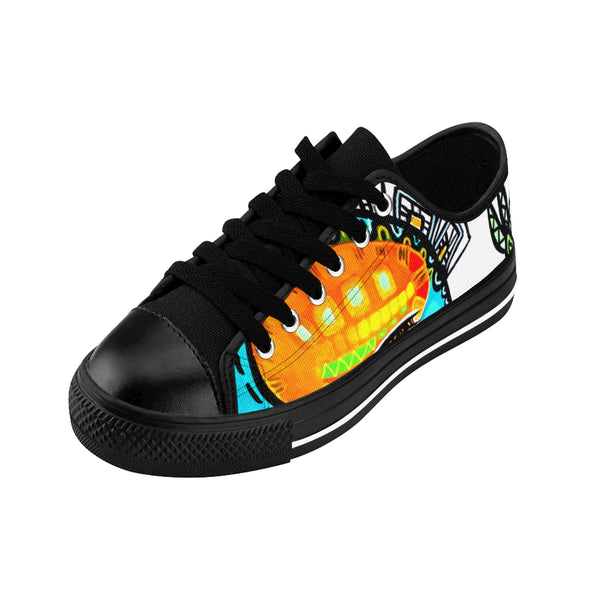 "Women's Sneakers ""SOY LA FLOR"" from Ritos Vitales by Fio"