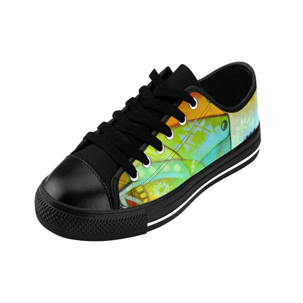 "Men's Sneakers ""FISH VISIT"" by Fio"
