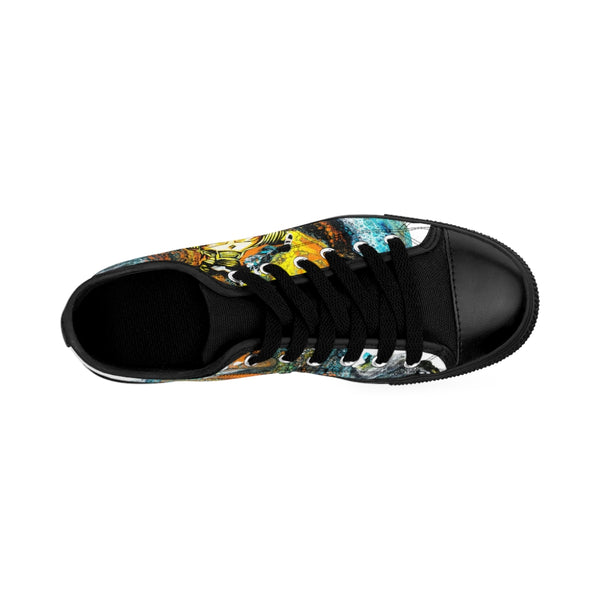 "Women's Sneakers ""EARTH"" from Free Mind Collection by Fio"