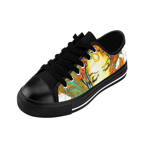 "Women's Sneakers ""FIRE"" from Free Mind collection by Fio"