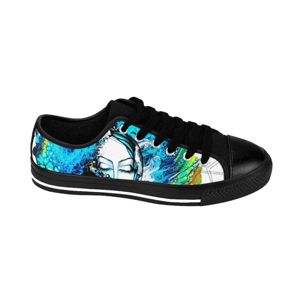 "Women's Sneakers ""WATER"" from Free Mind collection by Fio"