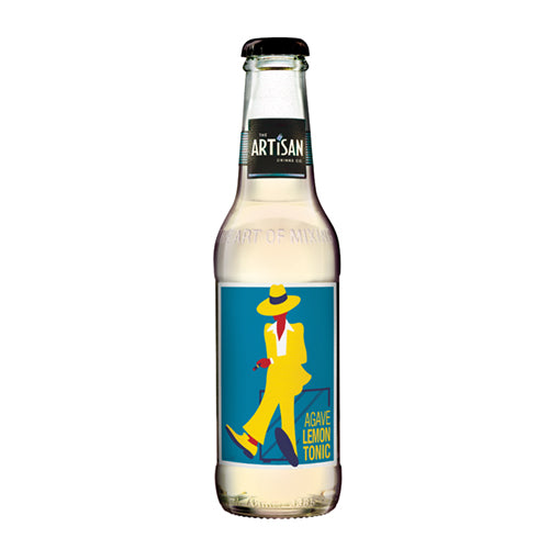 Artisan Drinks Agave Lemon Tonic Bottle 200ml   24