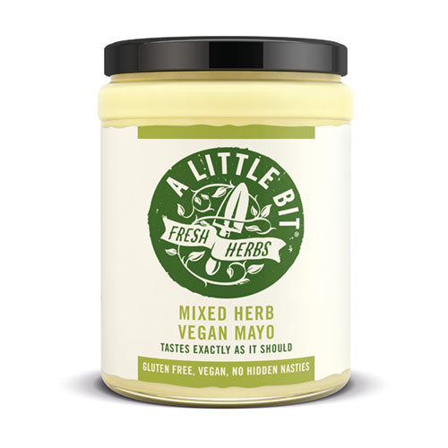 A Little Bit Mixed Herbs Vegan Mayonnaise 240g   6
