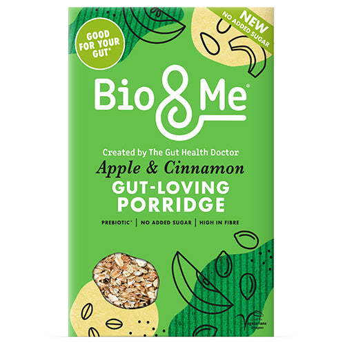 Bio&Me Apple & Cinnamon Gut-Loving Porridge 450g   6