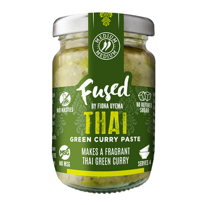 Fused Thai Green Curry Paste 100g   10