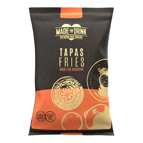 Made For Drink Tapas Fries 125g 6