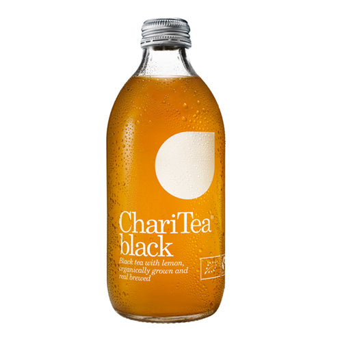 Charitea Black - Iced Black Tea With Lemon   24