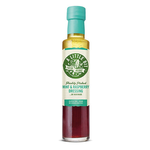 A Little Bit Food Co.Fresh Mint & Raspberry  Dressing 250ml   6
