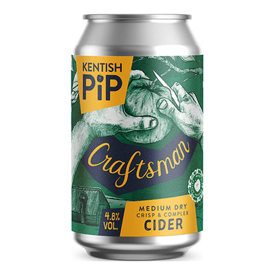 Kentish Pip Craftsman Craft 330ml Can   24