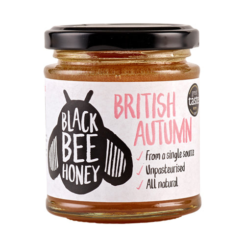 Black Bee Honey British Autumn Honey 227g   6