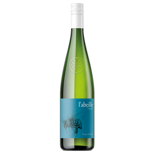 L'Abeille Picpoul de Pinet White Wine, Picquepol 750ml   6