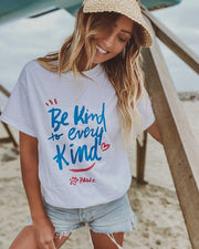 Be Kind to Every Kind White t-Shirt