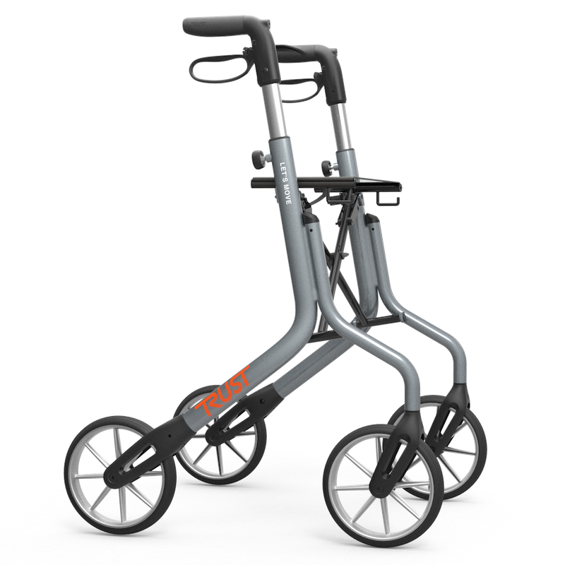 TrustCare Let's Move lightweight rollator