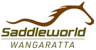 Saddle World Wangaratta Logo