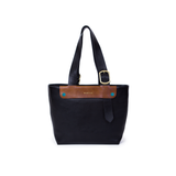 Prospect Tote Short with Chestnut Lapel