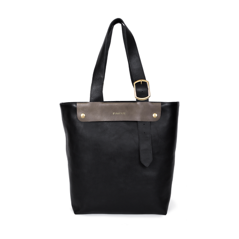 Prospect Tote Tall with Clay Lapel