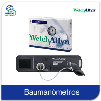 BAUMANOMETROS WELCH ALLYN
