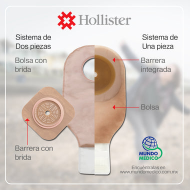 Bolsas de Colostomía Hollister