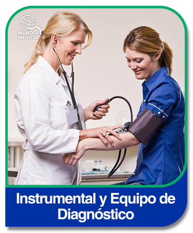 INSTRUMENTAL Y EQUIPO DE DIAGNOSTICO
