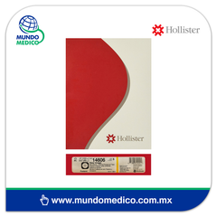 Barrera de Colostomía Hollister Plana Flextend 14606 Recortable 89 mm, Aro 102 mm