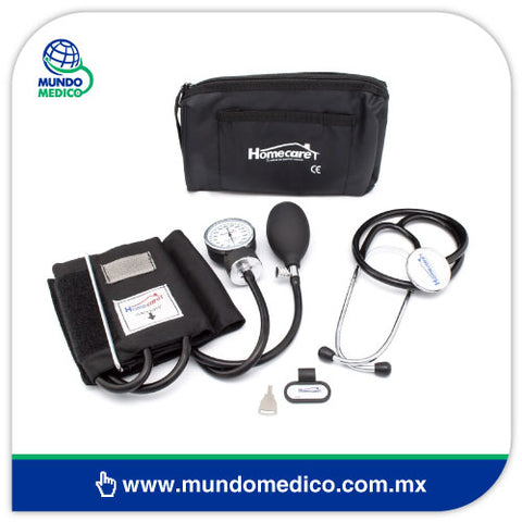 Kit de Estetoscopio y Baumanometro