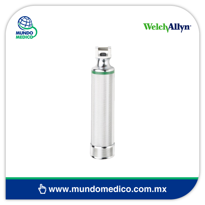 WA60813-LED Mango de laringoscopio mediano LED Welch Allyn