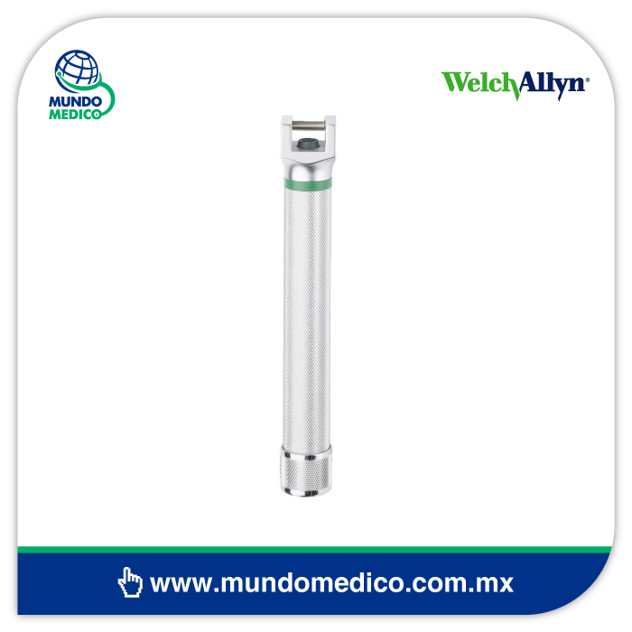 WA60814-LED Mango de Laringoscopio Chico LED Welch Allyn