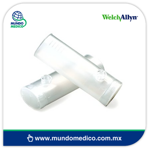 WA703419 Boquilla Desechable para Spiroperefect Welch Allyn (Caja c/100 pzas)