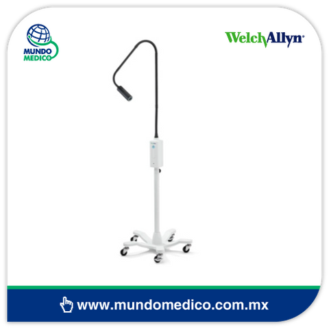 WA48810/48950 Lámpara de Examinación GS IV Exam Light con Pedestal Welch Allyn