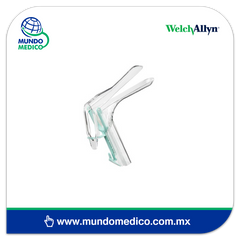 WA59001 Espéculo Vaginal KleenSpec Welch Allyn Mediano - 24 Piezas