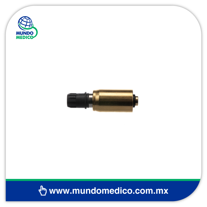 WA608351-501 Switch con Foco Gold para Mango de Laringoscopio de 3.5v Welch Allyn