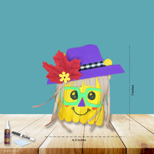 Load image into Gallery viewer, Celebrate the Fall DIY Craft Kit Box