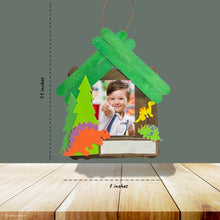 Load image into Gallery viewer, The Land of Lucky Saurus, Dinosaur DIY Craft Kit Box
