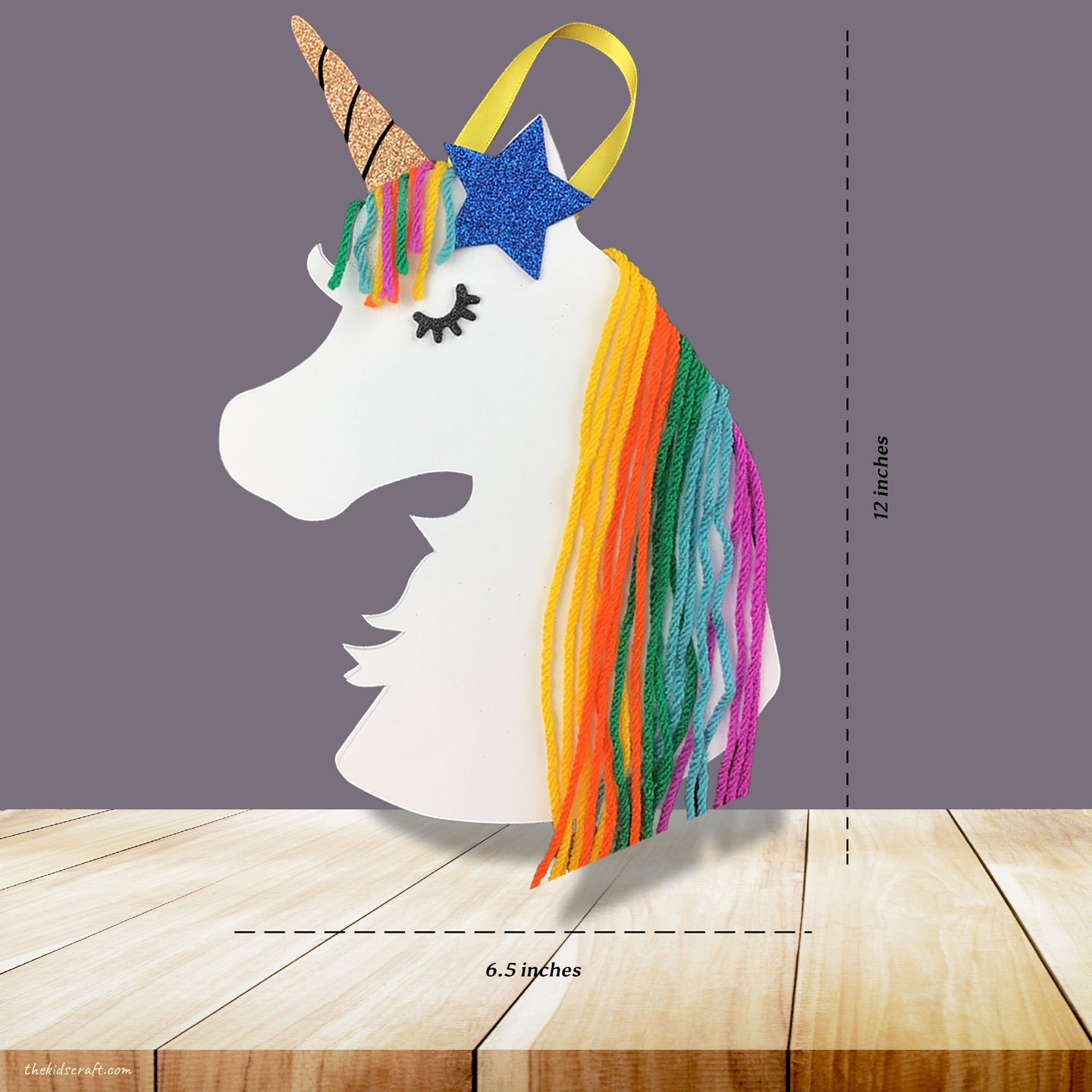 The Magical Unicorn DIY Craft Kit (Pack of 2, 6 or 12 kits)